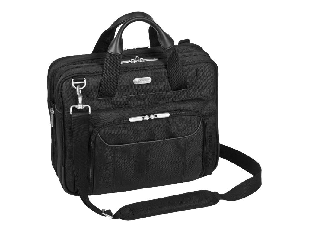 Targus Checkpoint-Friendly 15.6 Air Traveler Laptop Case, Black, TBT04401US