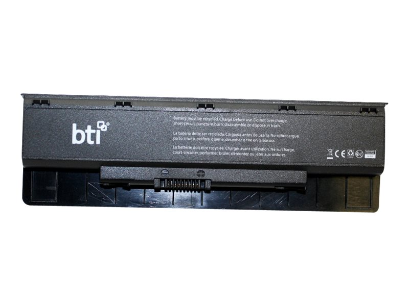 BTI 6-Cell Battery for Asus A32-N56 N56VZ N56XI363VZ-8L 78I50X2B N56L82H, AS-N56V