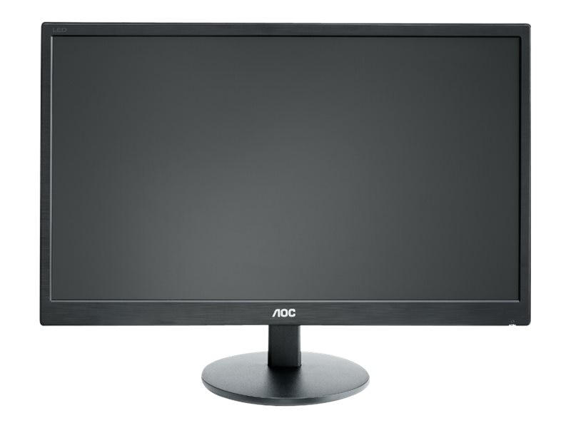AOC 23.6 E2475SWJ Full HD LED-LCD Monitor, Black