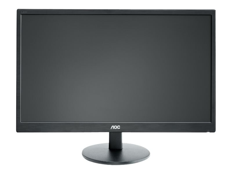 AOC 23.6 E2475SWJ Full HD LED-LCD Monitor, Black, E2475SWJ, 31842340, Monitors - LED-LCD