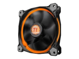 Thermaltake Riing 14 LED RGB Fan, Single Fan Pack, CL-F043PL14SW-A, 31017391, Cooling Systems/Fans