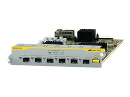 Allied Telesis 6-Port 10GBE Ethernet Line Card, AT-SBX81XS6, 16604415, Network Adapters & NICs