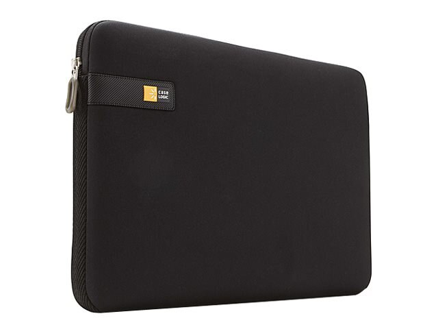 Case Logic 11 Netbook & Surface Pro 3 Sleeve, Black, LAPS-111black, 12575848, Protective & Dust Covers