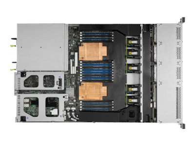 Cisco Bundle UCS C220 M3 SFF (2x)Xeon QC E5-2643 3.3GHz 10MB 64GB 8x300GB 1x16GB SD 4xGbE 650W Rail Kit, UCUCS-EZ-C220M3S