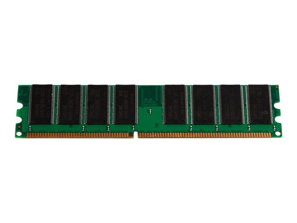 VisionTek 1GB PC-3200 184-pin DDR SDRAM DIMM, 900643
