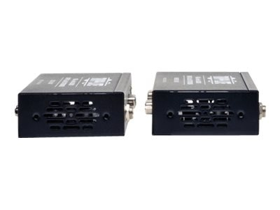 Tripp Lite VGA with Audio Cat5 Cat6 Extender Kit for 2 Local and 2 Remote Displays with EDID Copy, B130-202A