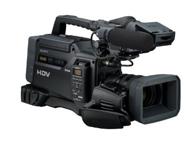 Sony HDV Shoulder-mount Camcorder, HVRS270U, 14813475, Camcorders