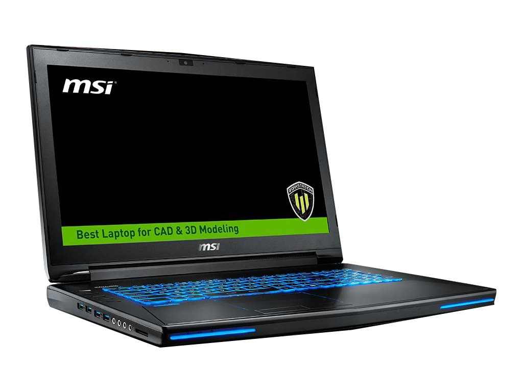 MSI WT72 6QN-219US Mobile Workstation Core i7-6820, WT72 6QN-219US