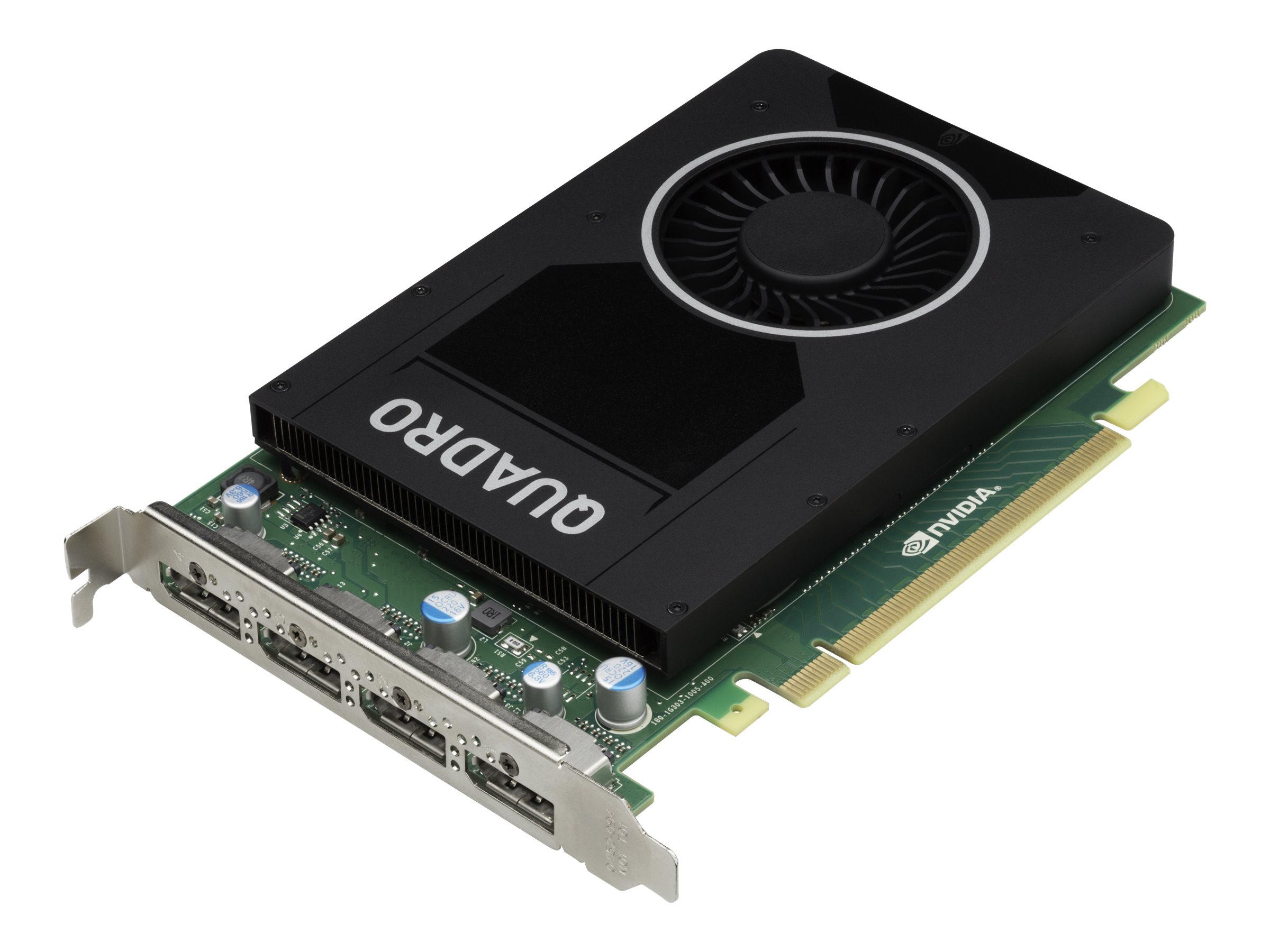 PNY NVIDIA Quadro M2000 PCIe Graphics Card, 4GB GDDR5