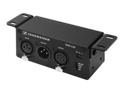 Sennheiser MAS 133 XLR Inline Switch Box