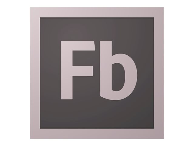 Adobe Corp. TLP Flash Builder PREM 4.7 MLP Upg from FB4 50pts