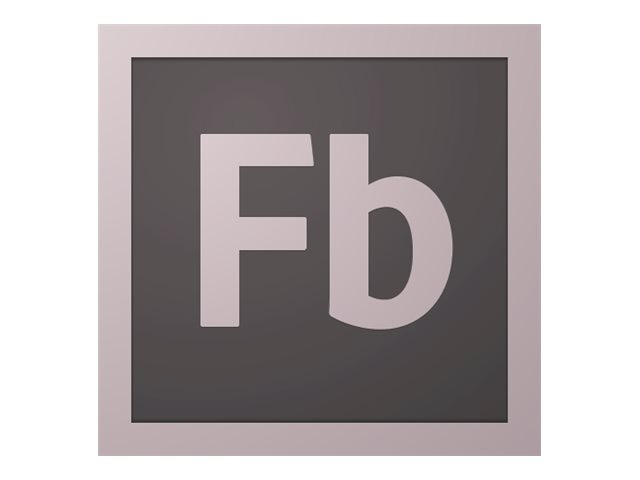 Adobe Corp. TLP Flash Builder Premium 4.7 MLP License Level 1 700 Pts, 65207645AD01A00, 15323574, Software - Programming Tools