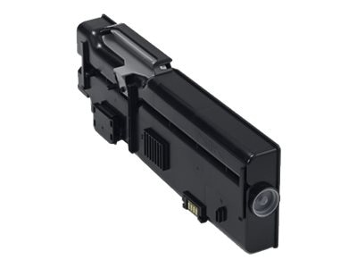 Dell 6000-page Black Toner Cartridge for Dell C266XDN DNF (593-BBBU), 67H2T