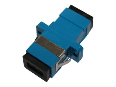 ACP-EP Female SC to Female SC SMF Simplex Fiber Optic Adapter, ADD-ADPT-SCFSCF-SS, 17487249, Adapters & Port Converters