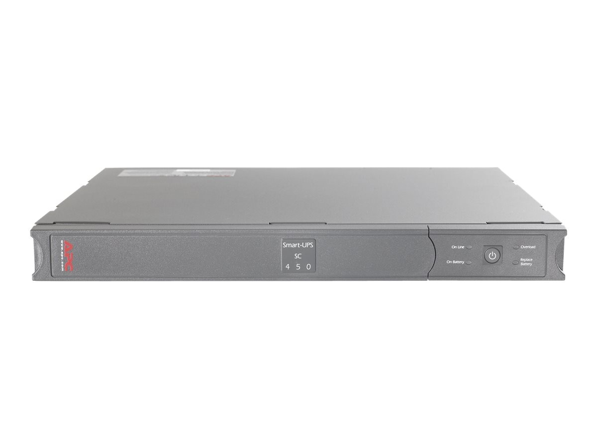 APC Smart-UPS SC 450 with Network Management Card