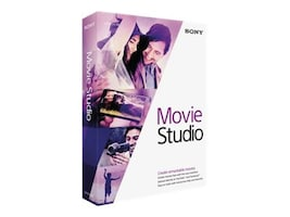Sony Corp. Movie Studio 13, MSMS13000, 17978996, Software - Video Editing