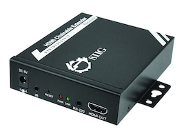 Siig HDMI to CAT5e Daisy Chain HD with RS-232 & IR - Repeater, CE-H22711-S1, 17600395, Network Transceivers