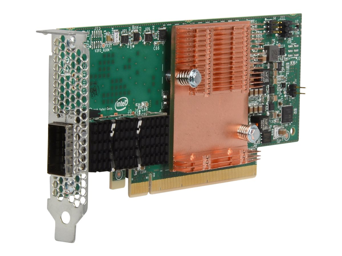 HPE 1-port 100GE OP101 QSFP28 X16 Omni-path Architecture Adapter, 829335-B21