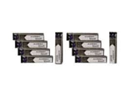 Axiom GbE 1000BASE-SX SFP Transceiver w Dom (10-Pack), GLC-SX-MMD-10PK, 18511562, Network Transceivers