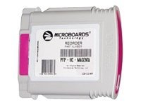 Microboards Magenta Print Cartridge for the Microboards PF-PRO, MX-1 & MX-2 disc publishers