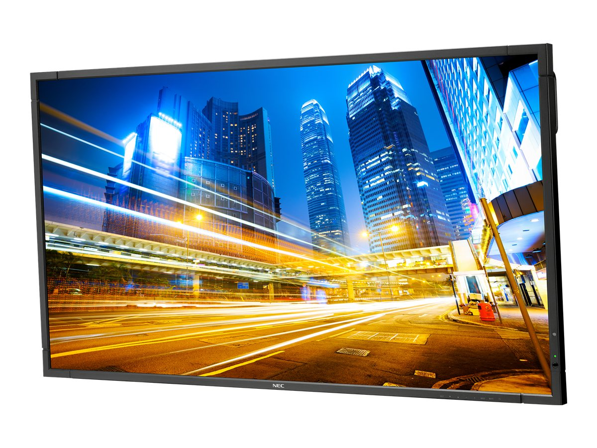 NEC 46 P463 Full HD LED-LCD Monitor, Black with Integrated Tuner