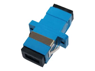 ACP-EP Female SC to Female SC SMF Simplex Fiber Optic Adapter, ADD-ADPT-SCFSCF-SS