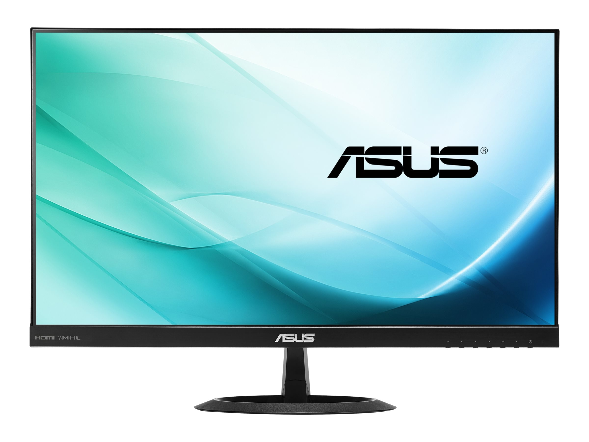 Asus 23.8 VX24AH WQHD LED-LCD Monitor, Black