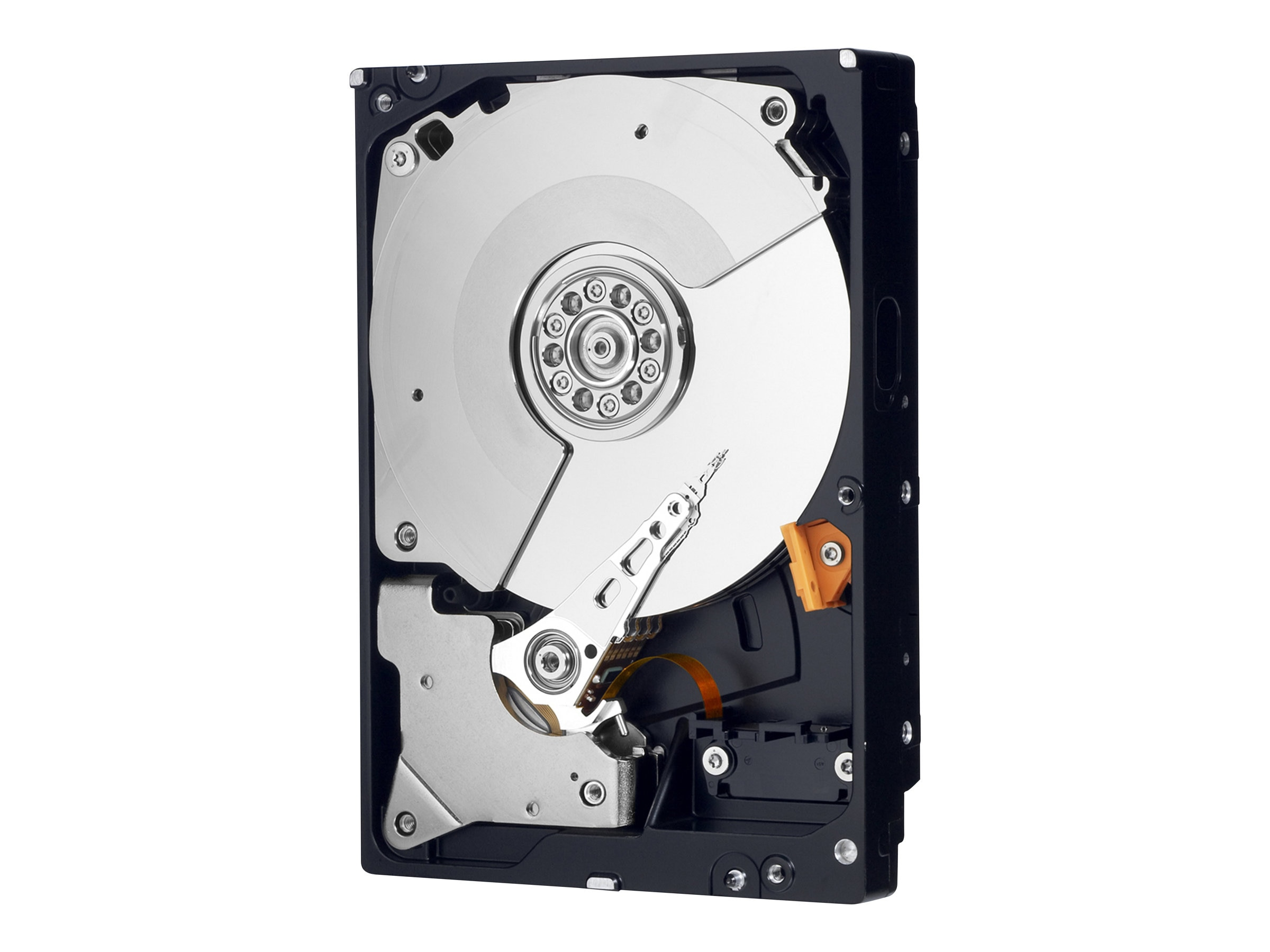 WD 500GB WD Caviar Black SATA 6Gb s 3.5 Internal Hard Drives - 64MB Cache (20-pack), WD5003AZEX-20PK, 14563357, Hard Drives - Internal