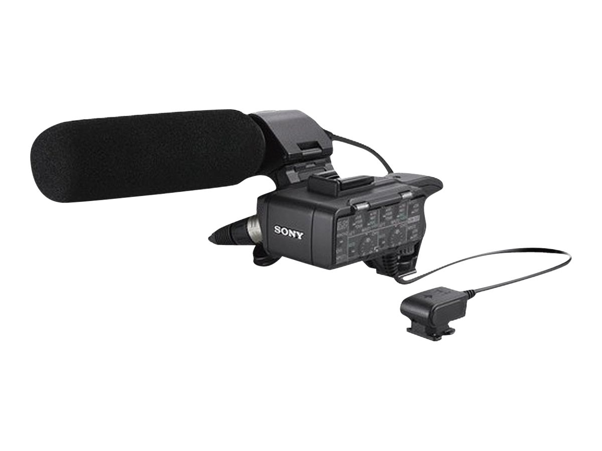 Sony XLRK1M Adapter & Mic Kit