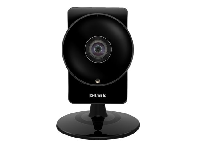 D-Link HD Ultra-Wide View Wi-Fi Camera, Black, DCS-960L, 30826575, Cameras - Security