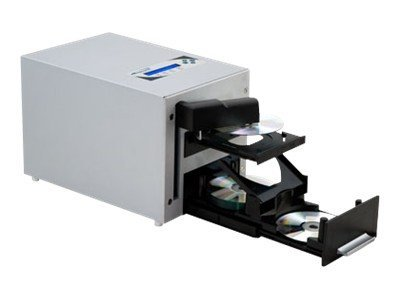 Vinpower The Cube 1-Drive 25-Disc Robotic BD CD DVD Duplicator, CUB25-S1T-BD, 15127573, Disc Duplicators