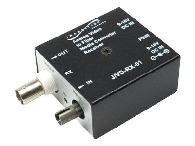 Transition Stand-Alone Analog CCTV Video Transmitter, 850nm