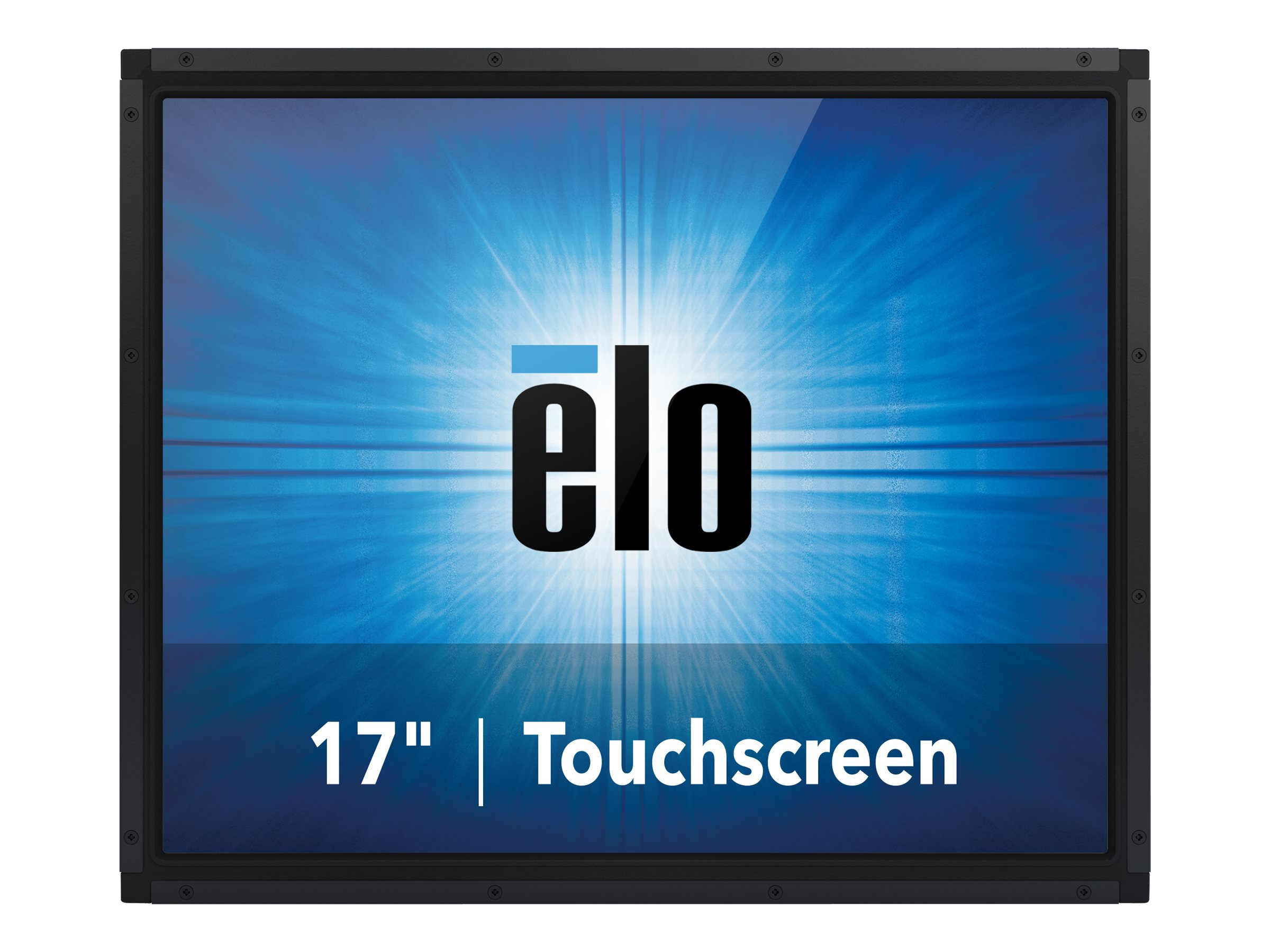 ELO Touch Solutions 17 1790L LED-LCD IntelliTouch Monitor, Black