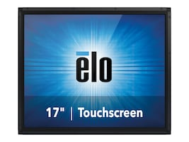 ELO Touch Solutions 17 1790L LED-LCD IntelliTouch Monitor, Black, E197058, 31986343, Monitors - Touchscreen