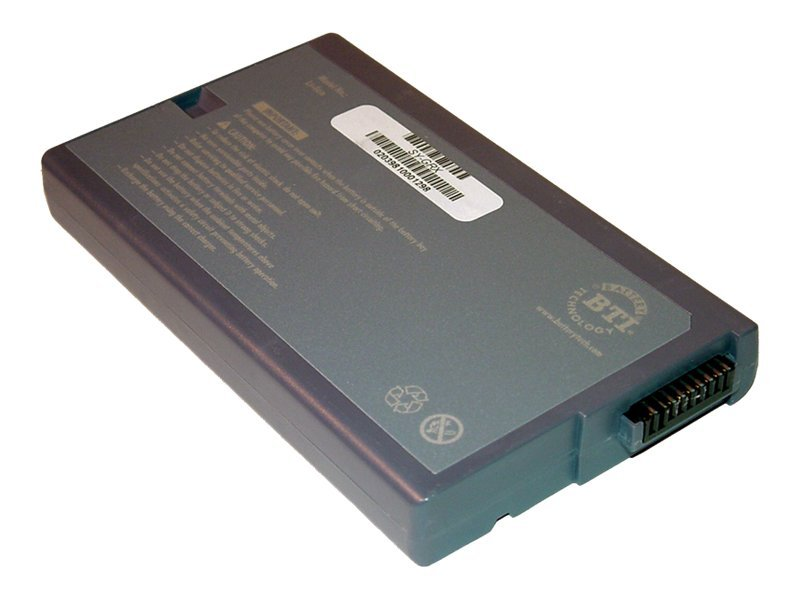 BTI VAIO GRX and NV Battery, SY-GRX, 380407, Batteries - Notebook