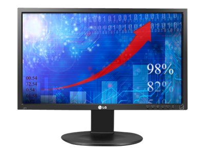 LG 23.8 MB35DM-B Full HD LED-LCD Monitor, Black, 24MB35DM-B, 16717786, Monitors - LED-LCD