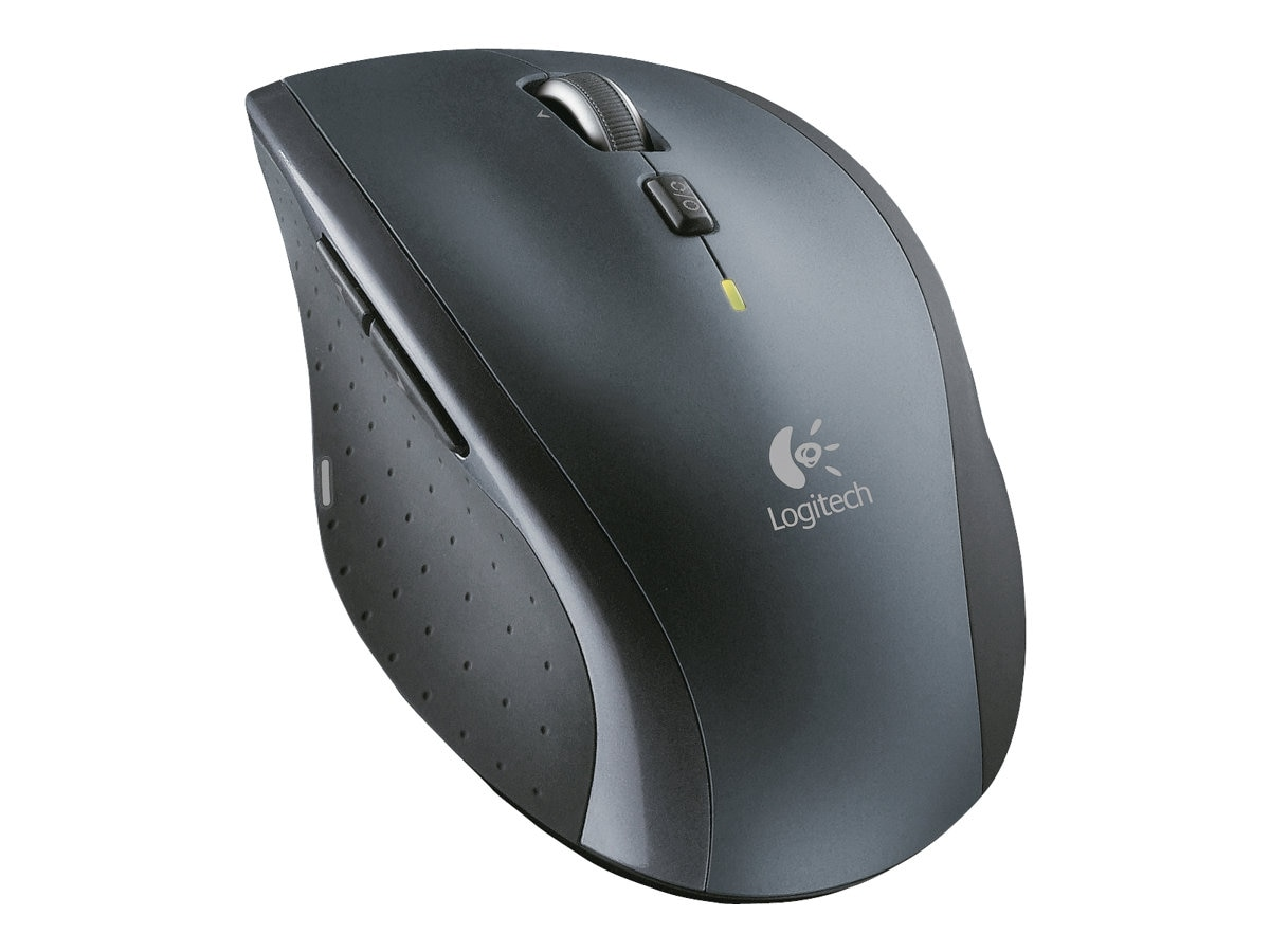 Logitech 2.4GHz Wireless M705 Marathon Mouse, 910-001935