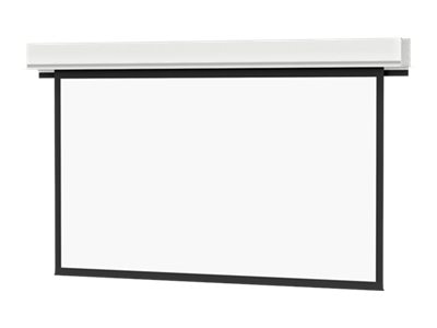 Da-Lite Advantage Deluxe Electrol Projection Screen, HC Matte White, 16:10, 130
