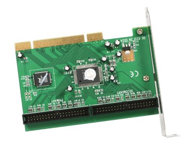 StarTech.com 2-Port PCI ATA-133 IDE Adapter Card, PCIIDE2
