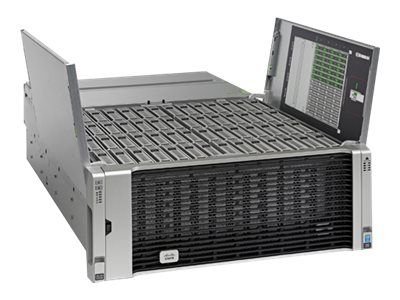 Cisco Barebones, UCS C3260 Dense Storage Server 4x1050W Rail Kit Bezel, UCSC-C3260, 30782390, Barebones Systems