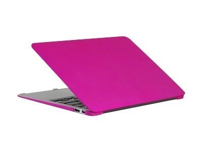 Incipio Feather Ultra Thin Snap-On Case for Macbook Air 11, Matte Iridescent Pink