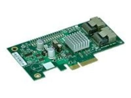 Supermicro 8-Port SAS SATA Card w  CD-R & Bracket, AOC-SASLP-MV8, 10035653, Storage Controllers