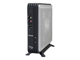 Vxl Itona MD65 Thin Client VIA Eden DC U4200 1.0GHz 2GB RAM 8GB Flash GbE Gio Linux, MD65-F9R7, 20336556, Thin Client Hardware
