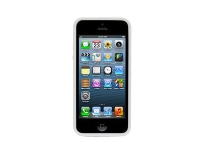 Griffin Reveal iPhone 5 White Clear