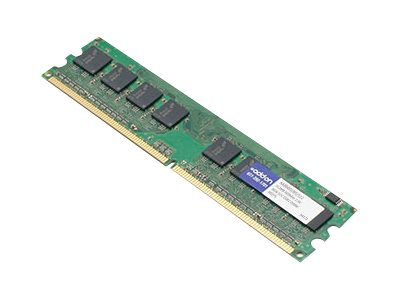 Add On 512MB PC2-6400 240-pin DDR2 SDRAM UDIMM