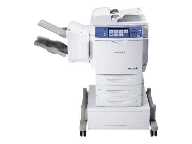 Xerox WorkCentre 6400 XF Multifunction, 6400/XF, 9830764, MultiFunction - Laser (color)