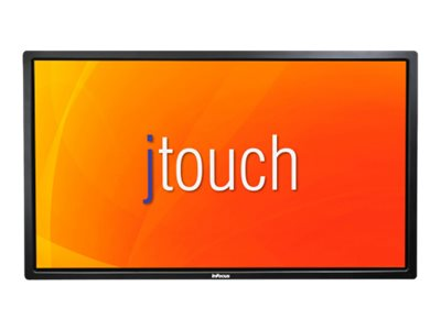 InFocus 57 JTouch Full HD LED-LCD Touchscreen Display, Black, INF5701, 31204428, Monitors - Large-Format LED-LCD