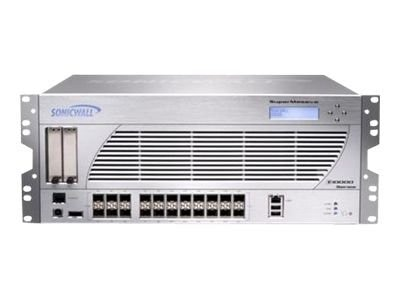 SonicWALL SuperMassive E10200 Firewall, FD Only