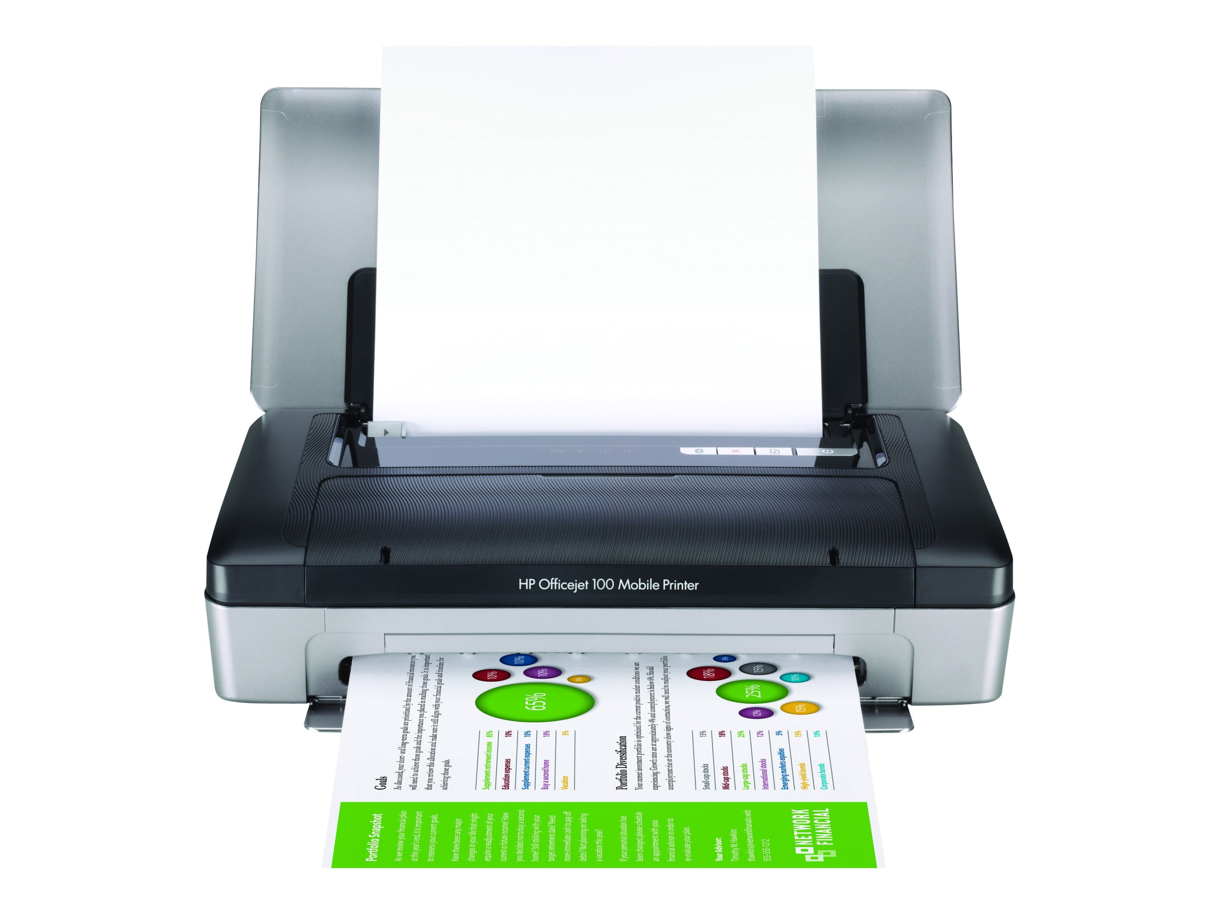 HP Officejet 100 Mobile Printer ($279.95 - $80 Instant Rebate = $199.95 Expires 04 30 2016), CN551A#B1H