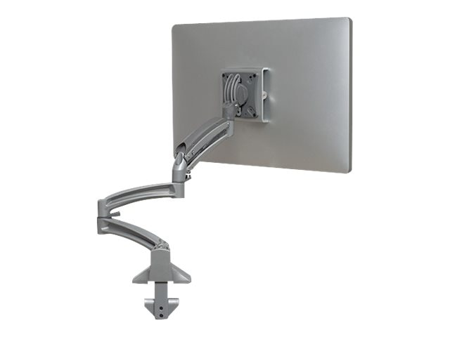 Chief Manufacturing Kontour K1D Dynamic Desk Mount, Extended Reach - Silver (TAA Compliant)